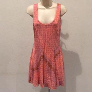 FREE PEOPLE Knit Dress-Small
